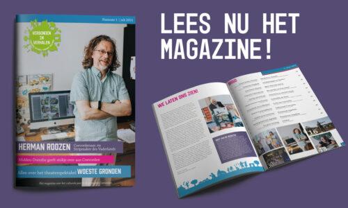 Lees nu het magazine!